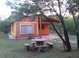 Rosita Elena, Quebracho Ladeado (Los Manantiales yakınında)