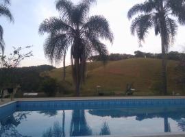 Hotel de Fazenda Vaca Estrelada, Cunha (Lagoinha yakınında)