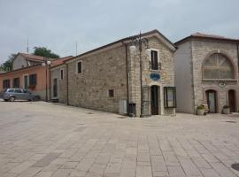 Casetta in Pietra, Castelpagano (Riccia yakınında)