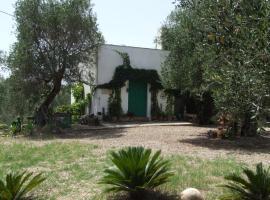 Casa Tranquillo, Montalbano Jonico
