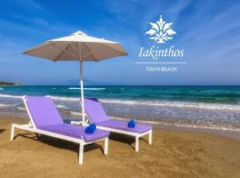 Iakinthos, Tsilivi Beach