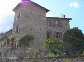 Gîte de Caractère, Chanéac (рядом с городом La Rochette)