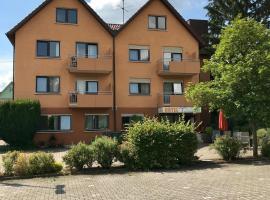 Hotel am Schoenbuchrand, Tübingen (Ammerbuch yakınında)