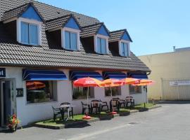 Citotel Hotel Hexagone, Шато-Тьерри (рядом с городом Chierry)