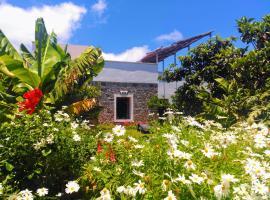 Villa Canaria, Santa Maria de Guia (Cabo Verde yakınında)
