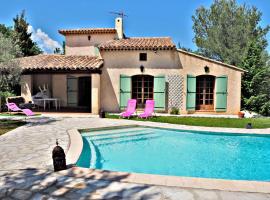 Villa , piscine, 10 mn sea,near St Paul/ Vence et cagnes/mer, Монтень