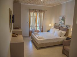 Aliki Boutique Hotel, Paralia Vrachou