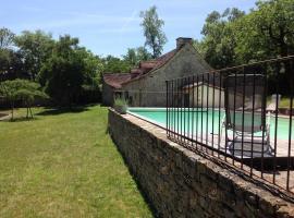 Maison independante 2 chambres, Limogne-en-Quercy