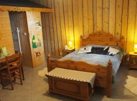 Chambres d'hôtes Olachat proche Annecy, Фаверж (рядом с городом Seythenex)