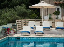 Vigla House in Corfu