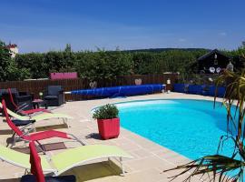 Instant Présent en Champagne, Brugny-Vaudancourt (рядом с городом Вине)