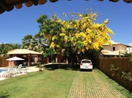 Casa de Praia em Itacimirim, Camaçari (Olhos d'Água yakınında)