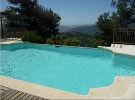 Villa Soleil, La Roquette-sur-Var