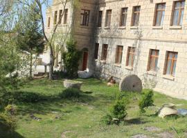 Kapadokya Stonelake Hotel, Guzelyurt (in de buurt van Narköy)