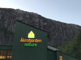 Akrafjorden Nature B&B AS, Fjæra