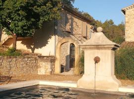 Le petit Jas, Eygaliers (рядом с городом Бюи-ле-Баронь)