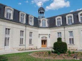 Hotel Mansart, Saint-Aignan