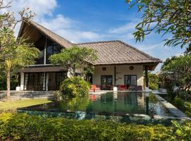 Villa Anamaya, Banjar