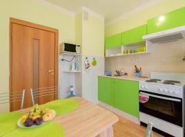 Солнечные апартаменты-люкс рядом с Турнера