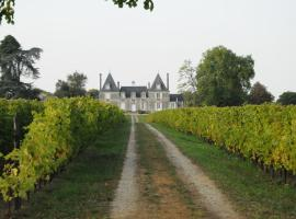 La Closerie, Blaison (рядом с городом Gohier)