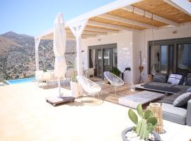 Villa Estée, luxury villa with private infinity pool