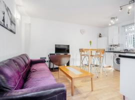 Modern Apartment Rooms in Vauxhall Zone 1 London