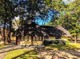 Mambushi Lodge, Choma (Near Kalomo)