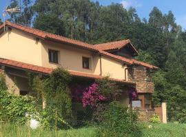 Acogedora Casa en Asturias, Кандамо (рядом с городом Сан-Роман)