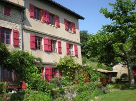 Maison d'Hôtes de la Verrière, Les Ardillats (рядом с городом Ouroux)