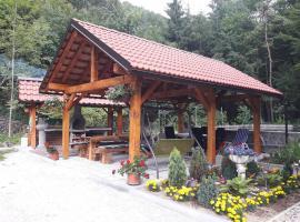 Vila Kosca - house for rent, Dedni Dol (in de buurt van Grosuplje)