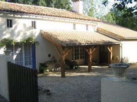 Chez Clemley, Lezay (рядом с городом Sainte-Soline)