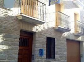 Hostal La Plaza, Puente la Reina (Cirauqui yakınında)