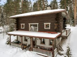 Villa Uranlinna, Urajärvi (рядом с городом Vesivehmaa)