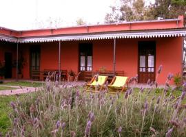 Hostería Rural Les Aldudes, San Andrés de Giles (Azcuénaga yakınında)