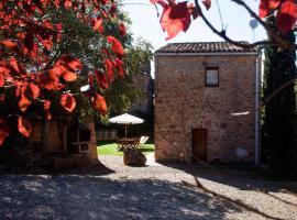 Escola del Puig, Ponst (La Baronia de Rialb yakınında)