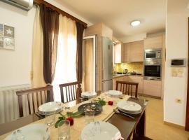 Stefanos Family Apartments, Moírai