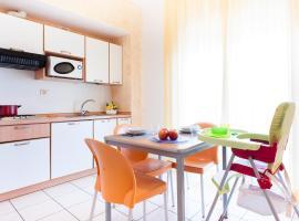 Residence Welcome, Rimini (Berdekatan Miramare)