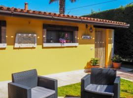 LA BRIGATA APARTMENTS Yellow House, Cavallino-Treporti (Treporti yakınında)