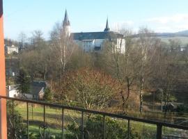 """Ferienhütte mit Panoramablick im """"Spielzeug-Eck"""""""