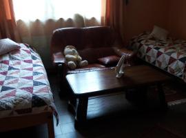 Gastzimmer für Übernachtung Гостевая комната, Oberbipp (Oensingen yakınında)