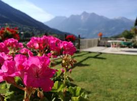 Chez Yvonne, Aosta (Roisan yakınında)
