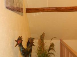 Gite - Chambres d'Hôtes Faverolles, Les Pégués