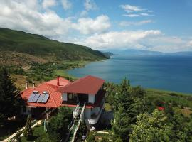 Hotel Camping Lin, Pogradec (Qukës-Shkumbin yakınında)