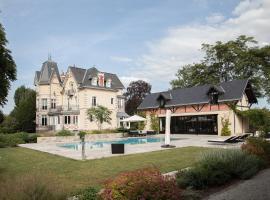 Manoir des Logis, Yvré-l'Évêque (рядом с городом Changé)