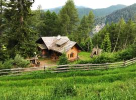 Hoferhütte, Zanaischg