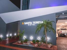 SANTA TERESA HOTEL GROUP . S.A