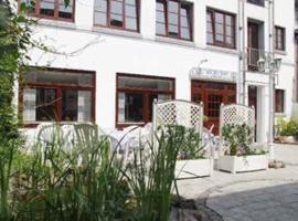 City Apartment Hotel Hamburg