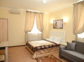 Отель Александрия-Шереметьево