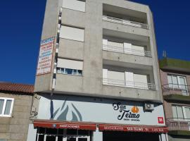 Hostal San Telmo, Tui (Albelos yakınında)