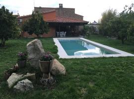 Casa Pilar Sierra de Gata, Hoyos